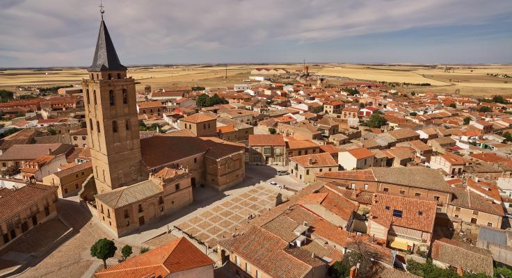 Madrigal de las Altas Torres - Gredos - Spanje