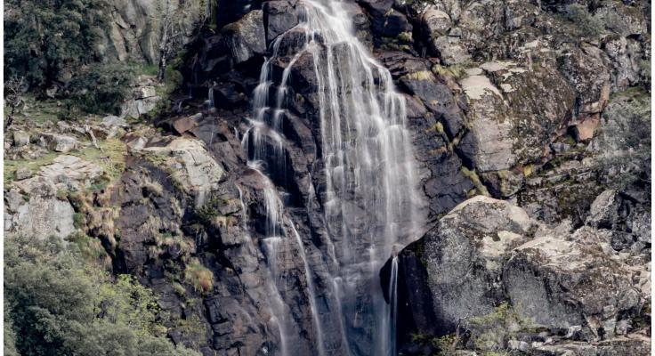 manto de la virgin waterval